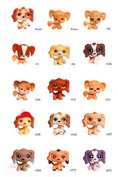 Nicole`s LPS blog - Littlest Pet Shop: Pets: Spaniel
