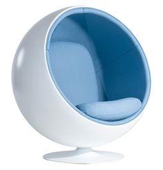cradle yourself in retro futurist comfort eero aarnio s ball chair