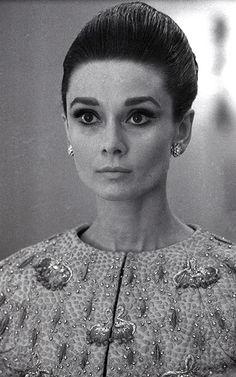 Audrey Hepburn – The Ritz, Paris 1964