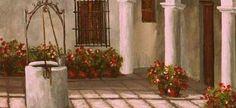 Una visita interpretada a los patios de Villanueva de Córdoba