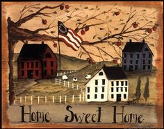 Pay Fischer. Home Sweet Home