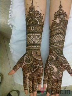 Best Wedding Henna Designs To Achieve Traditional Looks Best Henna Wedding Designs 2017 2018 Wedding Henna Designs, Latest Bridal Mehndi Designs, Full Hand Mehndi Designs, Indian Mehndi Designs, Mehndi Designs 2018, Mehndi Designs For Girls, Mehndi Designs For Beginners, Modern Mehndi Designs, Mehndi Design Pictures