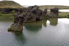 The nature of Hofdi in Iceland