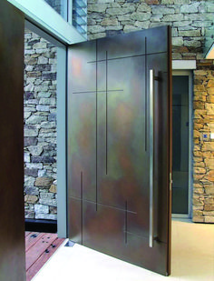 68 New Ideas door design modern entrance architecture Door Design Images, Main Door Design, Front Door Design, Facade Design, Exterior Design, Architecture Design, Contemporary Front Doors, Modern Front Door, Modern Entryway