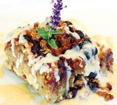 ... maple rum sauce more blueberry oatmeal oatmeal streusel french toast