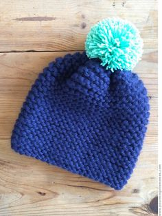 Le bonnet ❤️ - The Shoppeuse Free Knitting, Baby Knitting, Knitting Patterns, Crochet Patterns, Bonnet Crochet, Crochet Diy, Knitting Projects, Crochet Projects, Tricot Baby