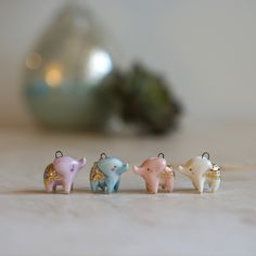 Lucky Elephant Necklace, Small Wild Shop