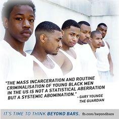 Wasted lives -- Mass Incarceration, America's Shame