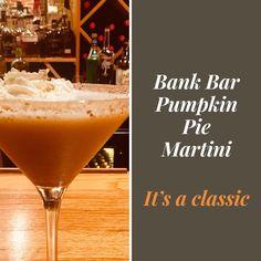 "Bank Bar At Schiller on Instagram: ""Try our Classic! #bankbar #martinibar #visithermann #banktoberfest #hermannoktoberfest ##schillerguestsuites #shakenorstirred #cocktailbars…"" Martini Bar, Wine And Beer, Rehearsal Dinners, Pumpkin, Classic, Instagram, Oktoberfest, Derby, Pumpkins"