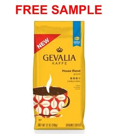 Free Gevalia coffee sample Gevalia Coffee, Free Samples Without Surveys
