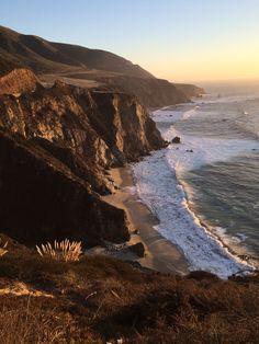 Pacific Coast Highway drive