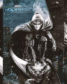Welcome servant if konshu Moon Knight Cosplay, Marvel Moon Knight, Knight Art, Marvel Wallpaper, Disney Marvel, Comic Book Characters, Marvel Heroes, Marvel Cinematic Universe, Batman