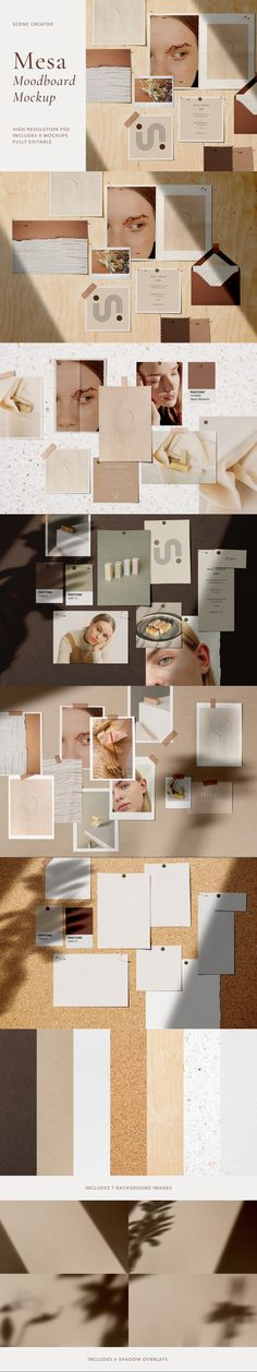 Mesa - Moodboard Scene Creator #sew #cap #twine #business #freeupdates #plant #pack #TemplateDesign #mockup #patchgenerator #polaroidmockup #suit #minimalistic #mock-up #mockups #presentation #salt #boxmockup #TemplateDesign Box Mockup, Mockup Templates, Scene Creator, The Creator, Cosmetics Mockup, Mood Boards, Marble, Presentation, Branding