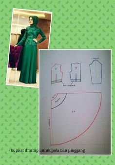 Gamis - lace