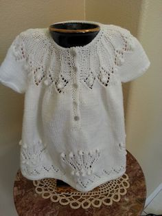 Ravelry: Royal Baby Dress pattern by Patons