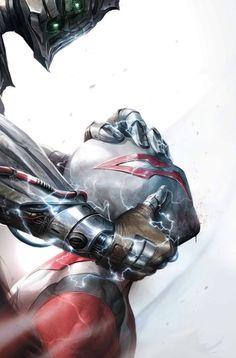 COMICBOOKS123. — paneloids:     SPIDER-MAN 2099 #5