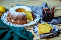 Bundt cake cu ghimbir si curcuma - Miruna Lica
