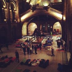 """Michael Smith on Twitter: """"Can I live here, please? NHM_London #DinoSnores"""""""