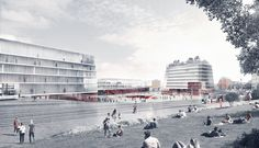 Bernabe Labanc Architecture Urbanism (BLAU) has received fourth place out of 58 entries in the international urban planning competition for The...