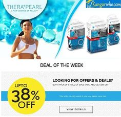 Buy Pain Relief Products Online | Kangarwho, an e-commerce portal, offers a host of health products for pain relief & performance enhancement, such as, hot/cold packs, kinesiology tapes, & tens units.