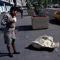 photo - rock installation