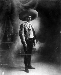 georgy-konstantinovich-zhukov: Emiliano Zapata, commander of the Liberation Army of the South, which was better known as the Zapatistas during the Mexican Revolution. Mexican American, Mexican Art, Mexican Heroes, Pancho Villa, Mexican Revolution, Mexican Heritage, Mexico Style, Travel Ads, Tx Usa
