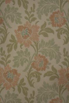 881 Original vintage retro wallpaper retro behang – 7