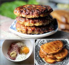 Chicken Burger Recipe -So Moist!