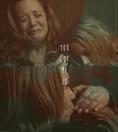 You got me Jo. 5x10 Abandon All Hope #i can't even #so sad #ugh every time I watch it it makes me cry like a baby ugh the feeeeelllllssss