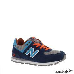 New Balance Kids Sneaker blau - Jungen Sneaker & Sportschuhe €65,00