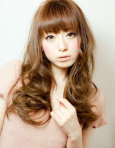 髪型・ヘアカタログ・ヘアアレンジ/AFLOAT JAPAN[アフロートジャパン](銀座)の美容室情報|KamiMado(かみまど)フェミニン・カール・デジタルパーマ・ロング