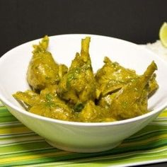 Source by wjudget Trinidad-Style Curry Chicken Recipe – great with roti or rice - Corn Soup Recipes, Curry Recipes, Veggie Recipes, Chicken Recipes, Cooking Recipes, Healthy Recipes, Recipe For Curry Chicken, Jamaican Dishes, Jamaican Recipes