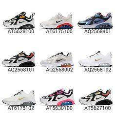 Nike Air Max 200 Ps Rasta White Black Yellow Preschool