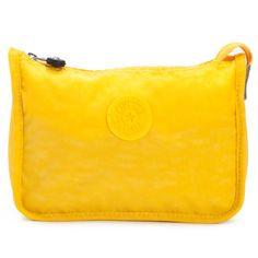Kipling Harrie Pouch in Jicama Yellow $29