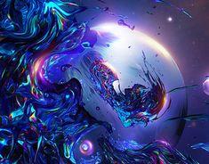 Eyes Wallpaper, Neon Wallpaper, Hippie Wallpaper, Maxon Cinema 4d, Secret Life, Psychedelic Art, Brighten Your Day, Graphic Design Illustration, Concept Art