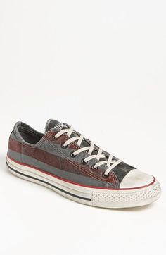 7dbdd475dca5 A classic shoe perfect for a casual Fourth of July outfit. Converse Chuck  Taylor®