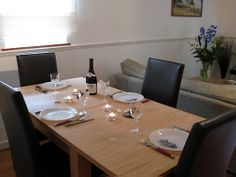 Dining Table London Vacation Rentals, West End Theatres, 1 Bedroom Apartment, Covent Garden, Dining Table, Loft, Furniture, Home Decor, Decoration Home