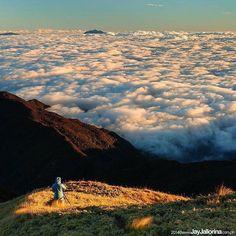Mount Pulag Benguet  Philippines  Photo by @jayjallorina  #benguet #philippinesFun Travel in the Philippines (y)