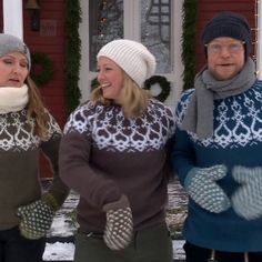 Opi, Fair Isle Knitting, Christmas Sweaters, Model, How To Make, Fashion, Moda, Fashion Styles
