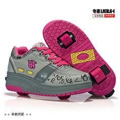 39.80$  Buy now - https://alitems.com/g/1e8d114494b01f4c715516525dc3e8/?i=5&ulp=https%3A%2F%2Fwww.aliexpress.com%2Fitem%2F2016-New-Fashion-Heelys-Children-Shoes-One-Wheels-Roller-Shoes-Boys-Girls-Roller-Skates-Kids-Fahion%2F32738575523.html - 2016 New Fashion with Children Shoes One Wheels Roller Shoes Boys/Girls Roller Skates Kids Fahion Sneakers 1310 Pink White