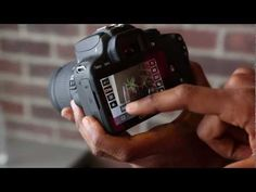 Hands-on preview of the Canon EOS Rebel SL1/100D 18MP APS-C camera. Read more at http://www.dpreview.com/previews/canon-eos-100d-rebel-sl1.