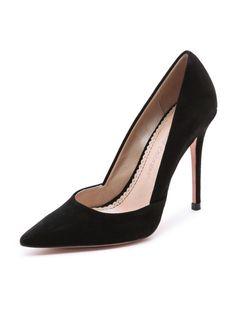 Closet staples: the nine pieces that every wardrobe needs gallery - Vogue Australia BLACK HIGH HEEL POINT TOE