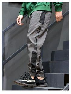 Kstare Mens Cargo Pants Mens Trousers Multi-Pocket Combat Zipper Cargo Waist Work Pants