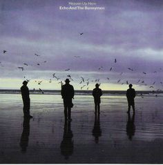 Echo & The Bunnymen - Heaven Up Here (Sire; 1981)     Moody post-punk classic. Manages the rare feat of being interesting music about young passion.