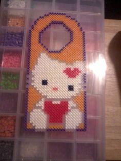 Hello Kitty door hanger