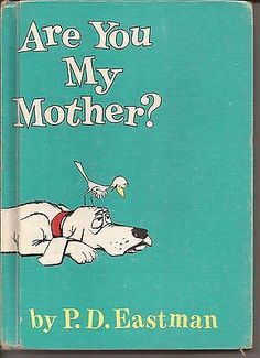 Dr. Seuss Are You My Mother  1960