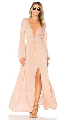 Shop for ale by alessandra x REVOLVE Eduarda Maxi Dress in Latte at REVOLVE. Free 2-3 day shipping and returns, 30 day price match guarantee.