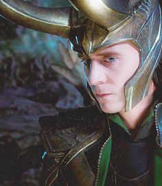 Loki emotions are so rad... that's why he's so great. Range in a villain man...