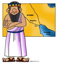 Lots of resources and activities for Ancient Mesopotamia. All ages.