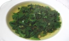 Nettle Soup #macrobiotic   <3 Nettles, so strengthening and good for you. Planting tons in the garden this spring!